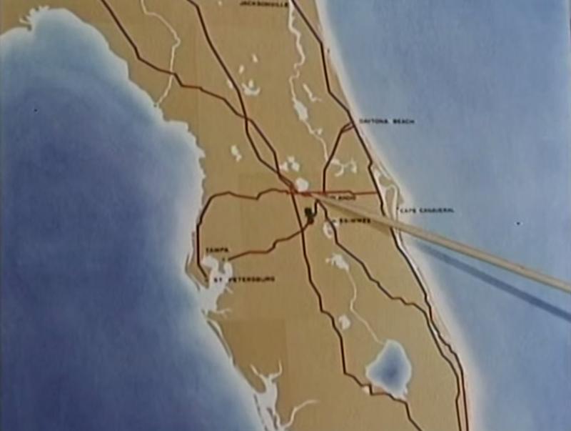 Oryginalne plany Disney World Epcot