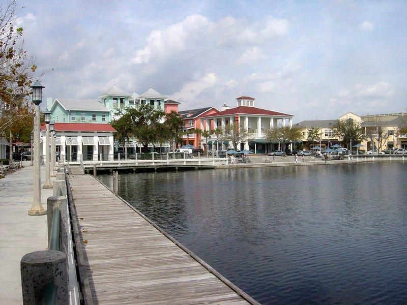 uroczystość na Florydzie disney