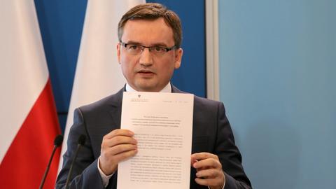 Zbigniew Ziobro konsekwentnie dąży do wprowadzenia prewencyjnej konfiskaty majątku.