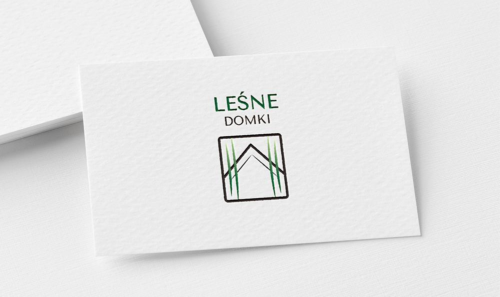 Logo Leśne Domki