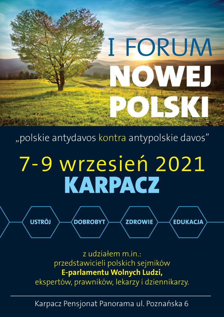 I forum Nowej Polski